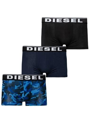 Diesel DIESEL ERKEK 3 LÜ BOXER 00ST3V-0WBAE-E5436 Renkli